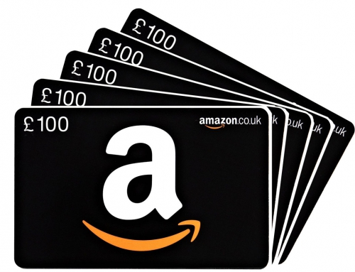 We want your feedback! Complete our short survey and win a £100 Amazon Gift card.