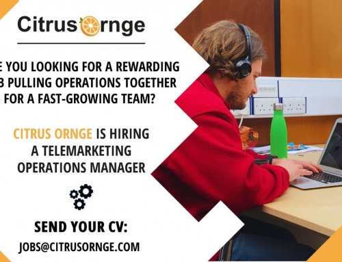 Telemarketing Operations Manager